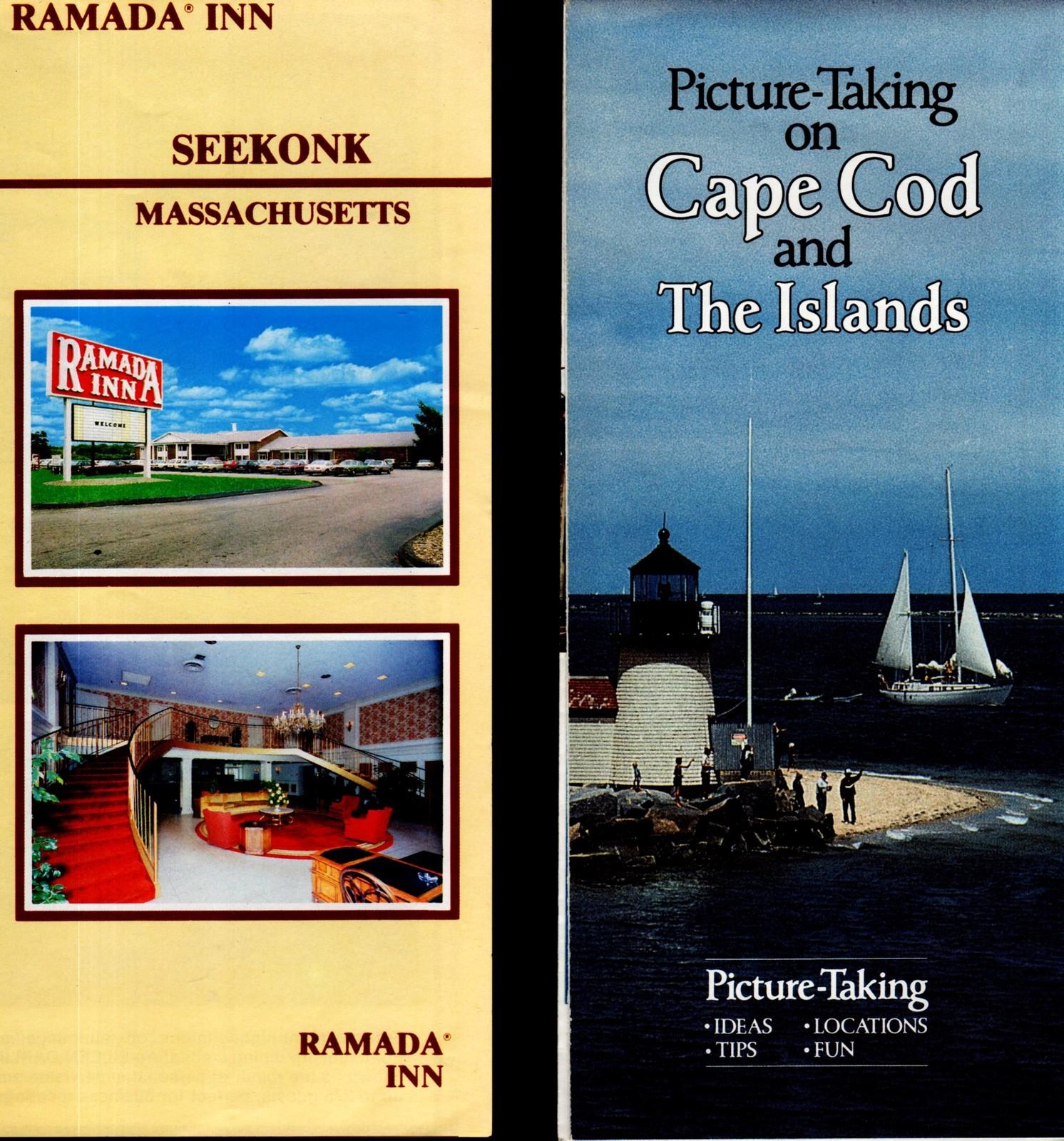 Cape Cod, Massachusetts - Souvenir 6  Booklets image 7
