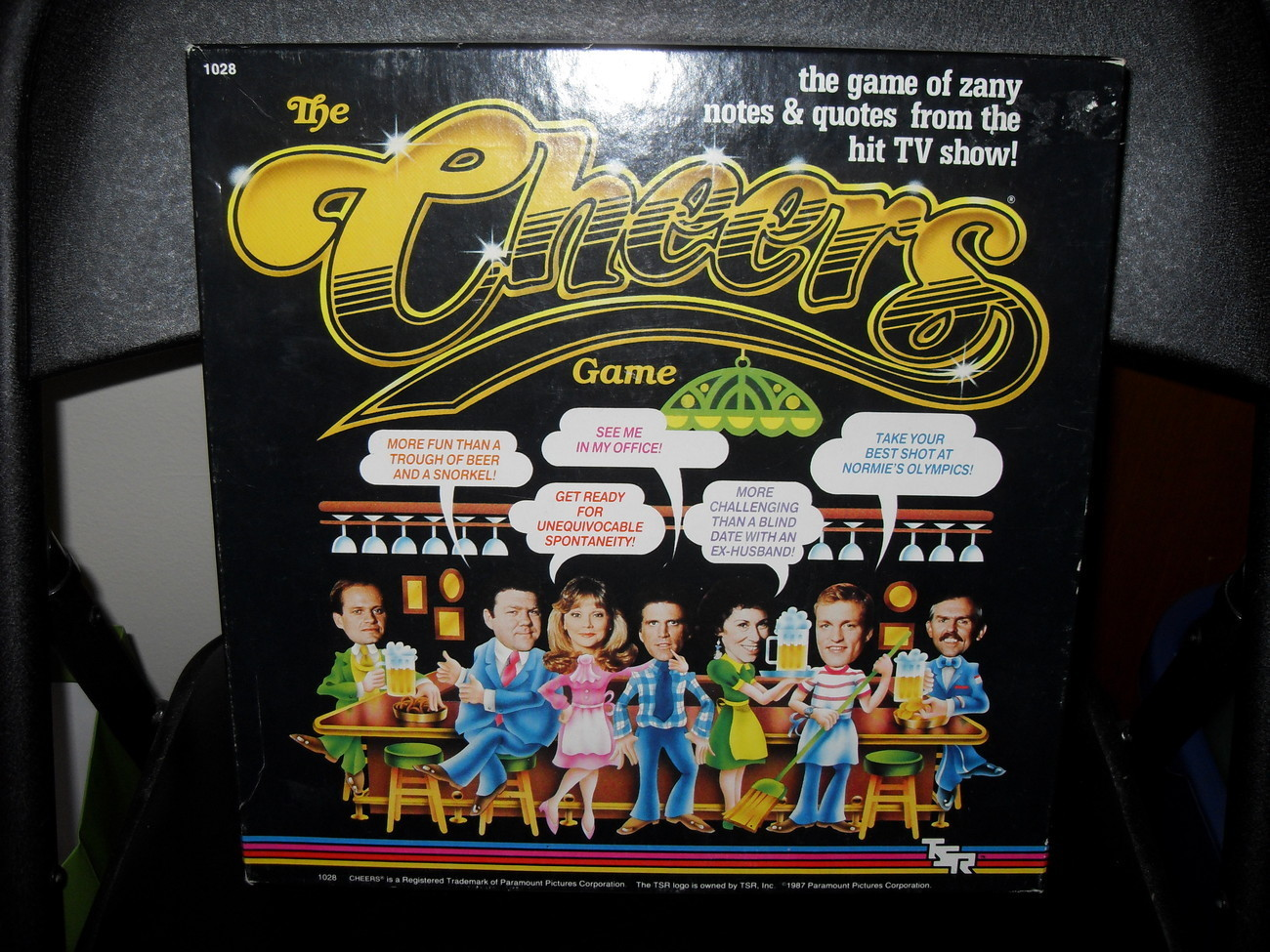 1987  Cheers Game