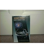 Star Trek DEEP SPACE NINE Collector's Edition EMISSARY VHS NEW! Columbia... - $10.96