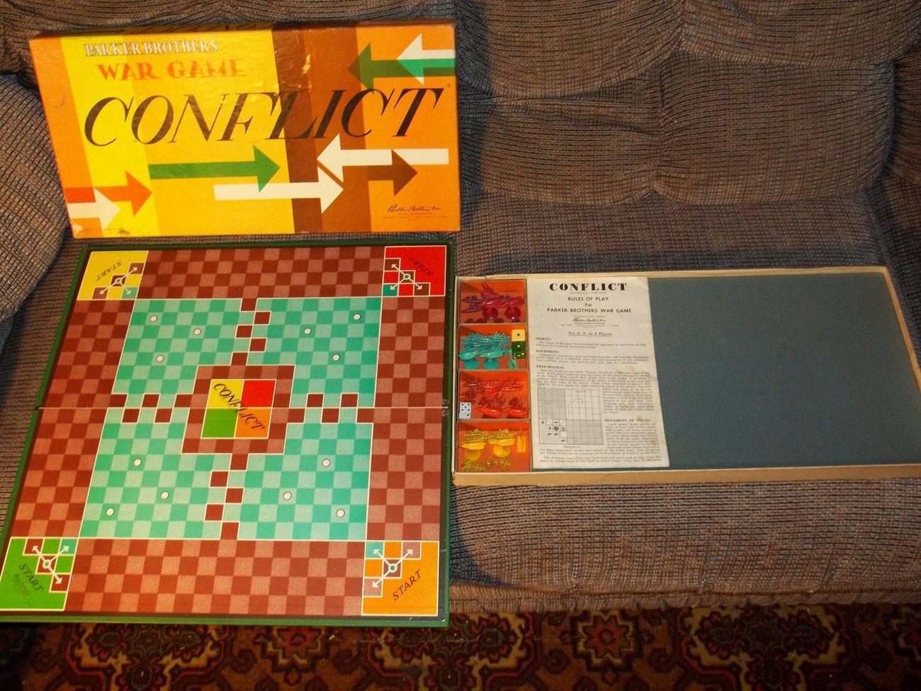 1960 Retro BRIDG-IT Board Game  1960 Board Games List