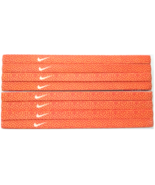 Nike Unisex Running All Sports ORANGE DOTS Sports Design Headband New - $6.50