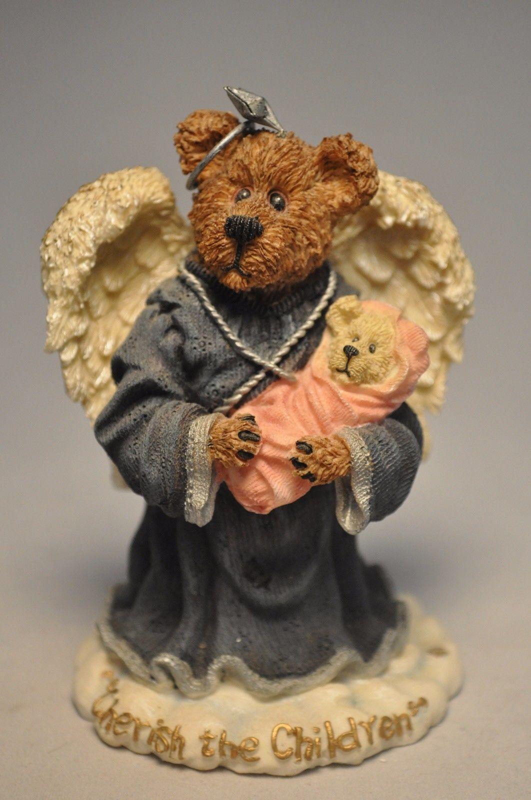Boyds Bears & Friends: Charity Angelhug & Everychild... 228343 Cherish The Child image 2
