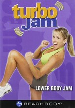 Turbo Jam: Lower Body Jam - DVD - $35.27