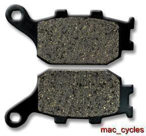 Honda Disc Brake Pads CBF500 04-07 Rear (1 set)