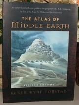 Atlas Of Middle Earth Revised Edition  - $20.00