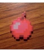 "Minecraft APPLE Figurine 3/4"" x 7/8"" FREE USA Shipping - $8.90"