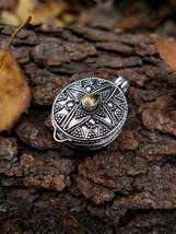 MASSIVE Wealth Prayer Box Wishing Portal Citrine Locket Spellcast Haunted Amulet - $129.99