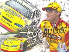 2004 KENNY WALLACE #23 STACKER 2 NASCAR POSTCARD SIGNED - $10.75