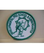 Developmental Pre School Kindergarten Patch Crest Emblem  - $4.99