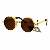 PASTL Fashion Sunglasses Unisex Round Circle 3 Tiered Metal Frame UV 400 - $10.75