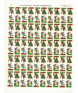 1974 Christmas Seal Sheet, Mint Condition, Amer... - $3.50