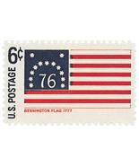 1968 Bennington Scott 1347 $0.99 for (2) stamps - $19,15 MXN