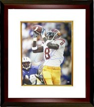 Dwayne Jarrett signed USC Trojans 16x20 Photo Custom Framed- Jarrett Hol... - $110.00