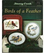 Birds Of A Feather Cross Stitch Pattern Booklet... - $9.98