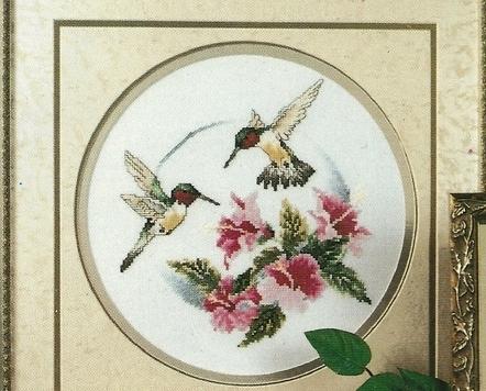 Birds Of A Feather Cross Stitch Pattern Booklet 116 Stoney Creek