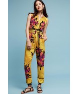 NWT PLENTY by TRACY REESE AMARILLO FLORAL JUMPSUIT S - $113.99
