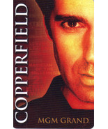 DAVID COPPERFIELD MGM GRAND Las Vegas ROOM KEY - $3.95