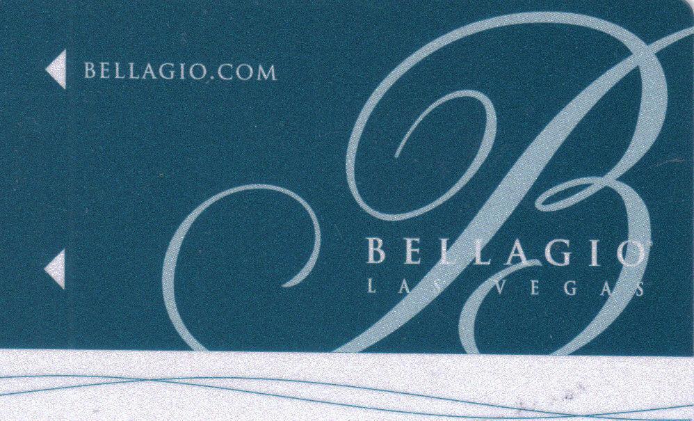 Room key bellagio