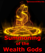 Quantum Summoning Of 2,000 Gods & Goddesses Vast Wealth Betweenallworlds... - $159.34
