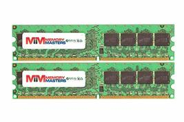 Memory Masters 2GB (2x1GB) DDR2-667MHz PC2-5300 Non-ECC Udimm 2Rx8 1.8V Unbuffere - $14.69