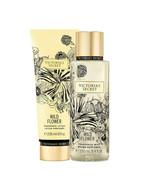 Victoria's Secret Wild Flower Fragrance Lotion + Fragrance Mist Duo Set  - $39.95