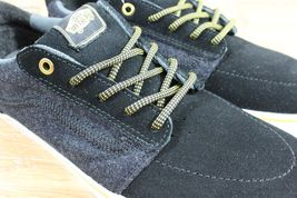 Vans Lindero (Wool) Black/Gold Skate Shoes MEN'S 7.5 WOMEN'S 9 image 6