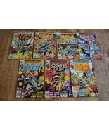Logan's Run #1 2 3 4 5 6 7 (Marvel Comics, 1977) Lot of 7 - $33.68
