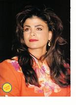 Paula Abdul teen magazine pinup clipping Dream Guys rare one scarf