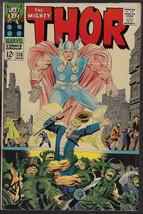 Thor #138 (Marvel, 1967) F/VF - $39.60