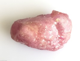 177 CT NATURAL RUBY ROUGH RAW GLASS FILLED TREATED SPECIMEN ROCK MINERAL... - $20.99