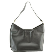 GUCCI Leather Shoulder Bag Black Auth ar1151 - $99.00