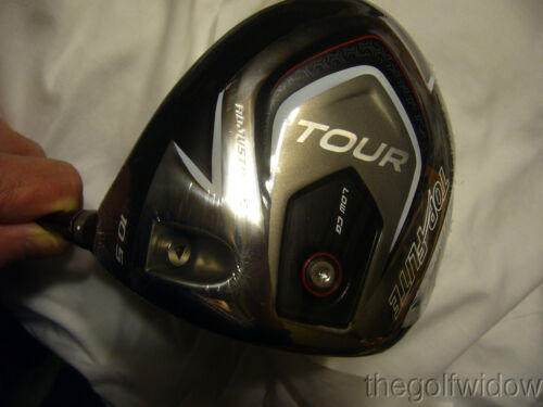 New Spaulding Topflite Adjustable Tour Driver 10.5