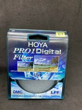 Hoya 67mm Ultraviolet (UV) Multi-Coated Glass Pro 1 Digital Filter - $34.64