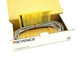 KEYENCE SJ-C5U 10-PIN I/O POWER CABLE LENGTH 5 METERS (16.40 FT.) SJC5U NIB