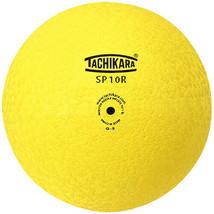 Tachikara 10' Rubber Playground Ball, Yellow - $17.35