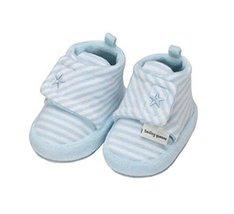 2PCS Comfortable and Soft Cotton Shoes Prewalker Infant Toddler Anti-skid Shoes