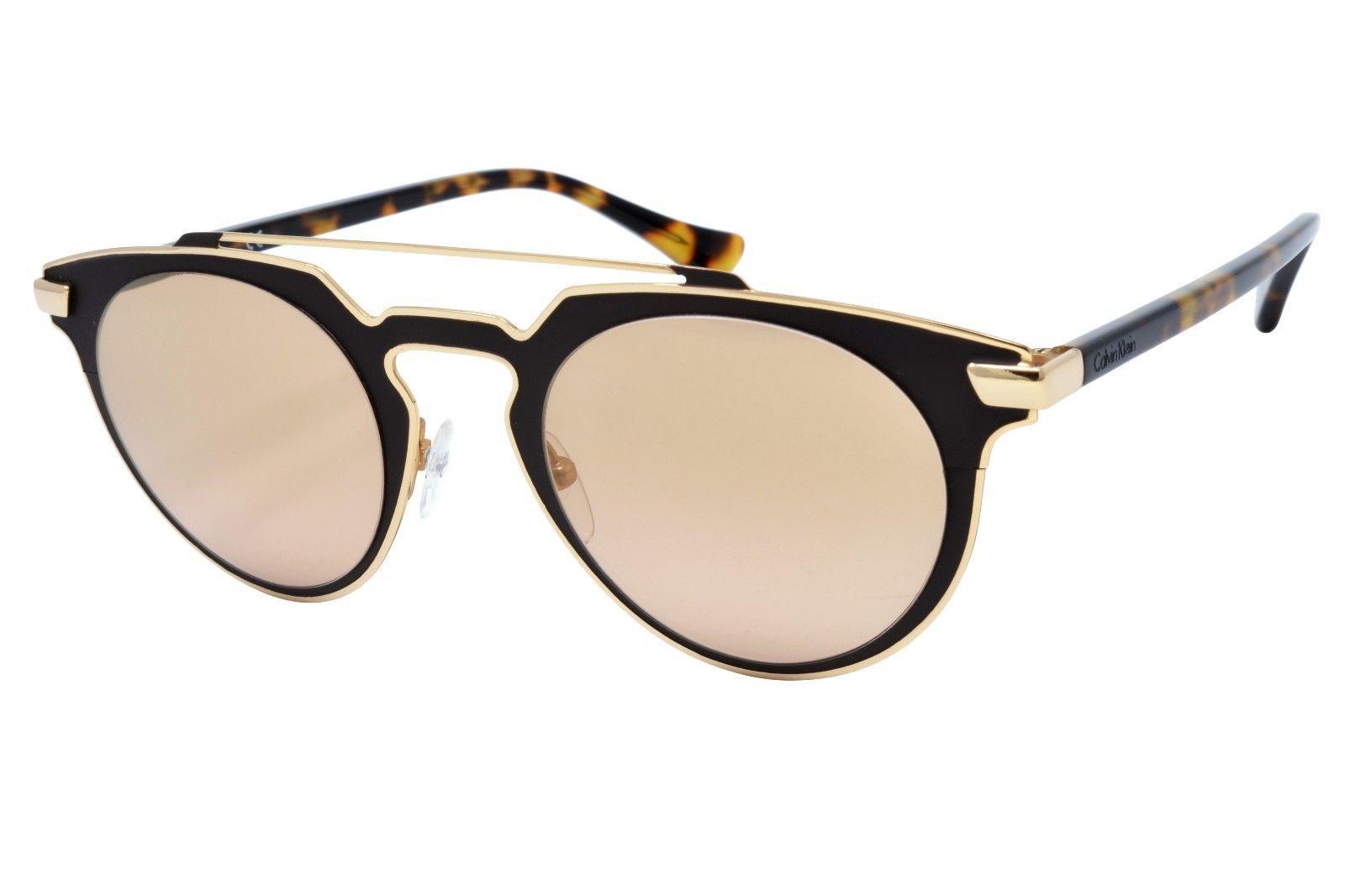 33fe5c4013 NEW Calvin Klein Women s Ck2147s 210 Round Sunglasses