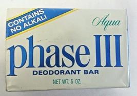 VTG Lever Phase III non-Alkaline Deodarant Soap... - $9.89