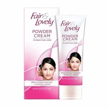 Fair & Lovely Powder Face Cream For Fairness & Make Your Skin Looking Du... - $17.00+