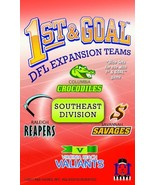 1st And Goal Expansion #3 - Southeast Division - $56.41