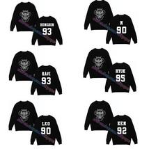 Kpop VIXX  Kratos V.I.X.X Sweater Hoodie Hongbin Hyuk Ken Leo N Ravi  Pu... - $10.59