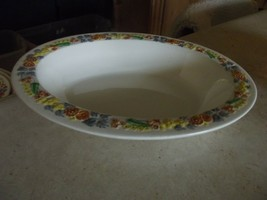 George Jones  & Sons Golden Dawn fruit bowl 10 available (some crazing) - $2.77