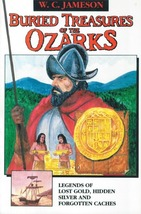 "Buried Treasure of the Ozarks - ""Marked Overstock"" ~ Lost & Buried Treas... - $11.95"