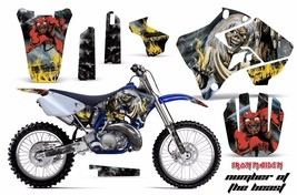 Dirt Bike Graphic Kit Decal Sticker Wrap For Yamaha YZ125 YZ250 96-01 IM NOTB - $169.95