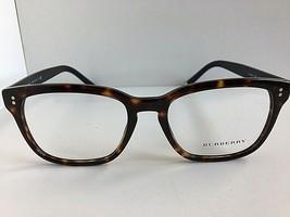 New BURBERRY B 5222 3397 53mm Tortoise Rx Unisex Eyeglasses Frame Italy - $129.99