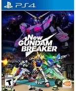 New Gundam Breaker - PlayStation 4 [video game] - $18.80