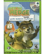 Over The Hedge DreamWorks TV DVD Game Wacky Mom... - $6.99
