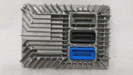 2017-2017 Gmc Terrain Engine Computer Ecu Pcm Oem 12667002 51548 - $112.05