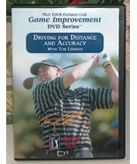 Driving for Distance and Accuracy PGA DVD - $10.00