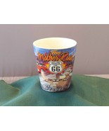Route 66 The Mother Road 12 Oz Coffee Mug VGC - $9.50